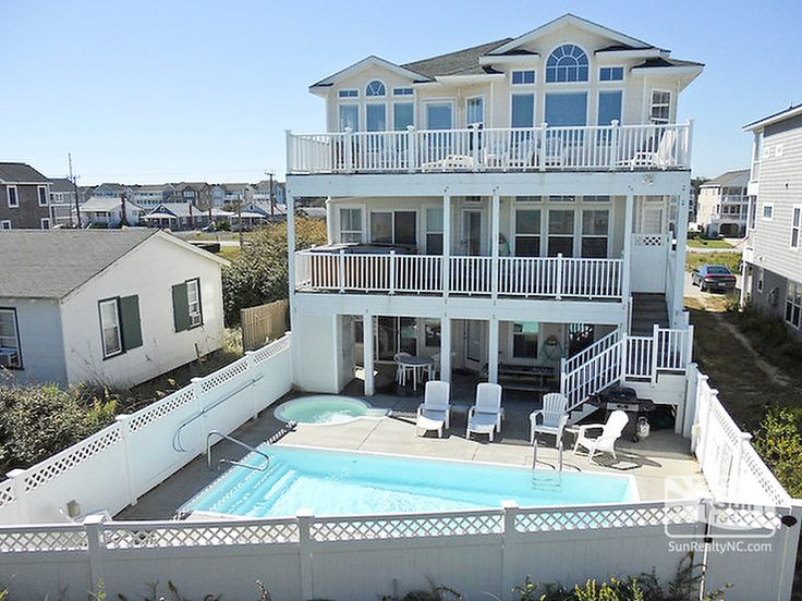 Pet Friendly Beach Rentals In Nags Head Nc