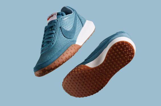 Release Date: Nike WMNS Roshe Waffle Racer Smokey Blue
