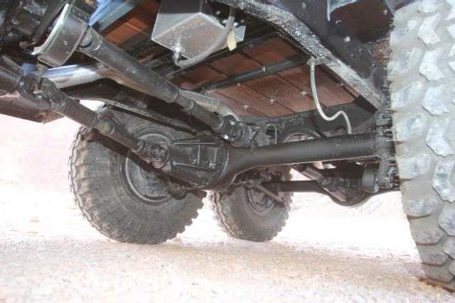 2020 Ram Power Wagon 6x6 wheels