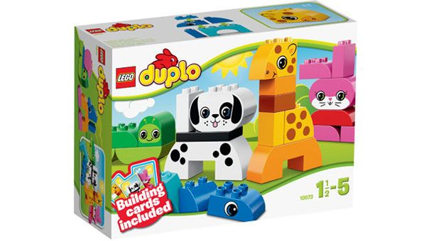 LEGO.com Duplo Products - Play and Discover - Creative Animals
