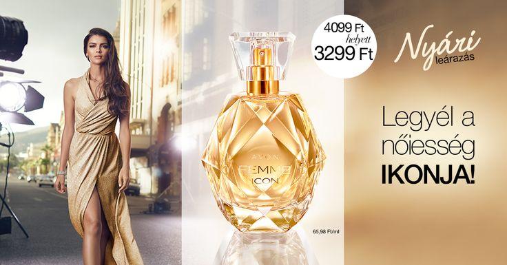 Ettől az illattól biztosan utánad fordulnak majd az utcán! Megérkezett a Femme új ikonikus verziója!