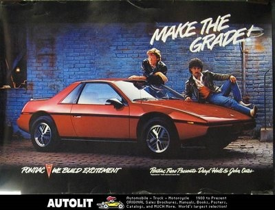 There was a time I was crazy interested in the Pontiac Fiero, and it was in the early 2000's.