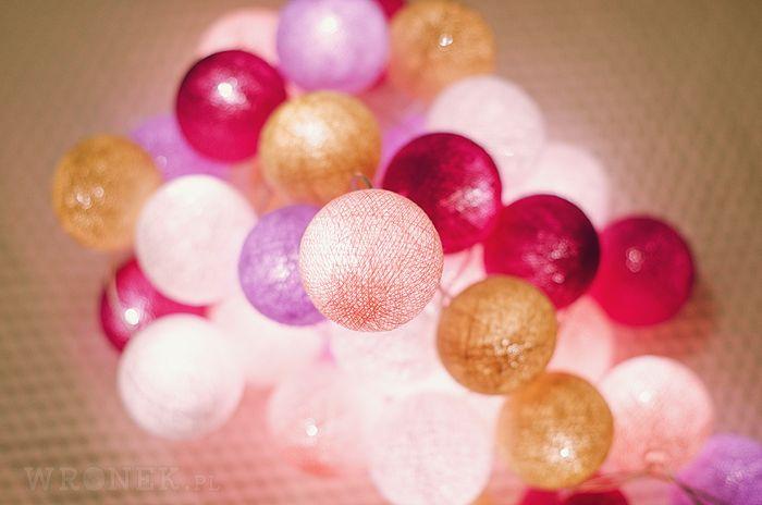 Cottonowe zauroczenie | Pomysły na aranżacje - Wronek