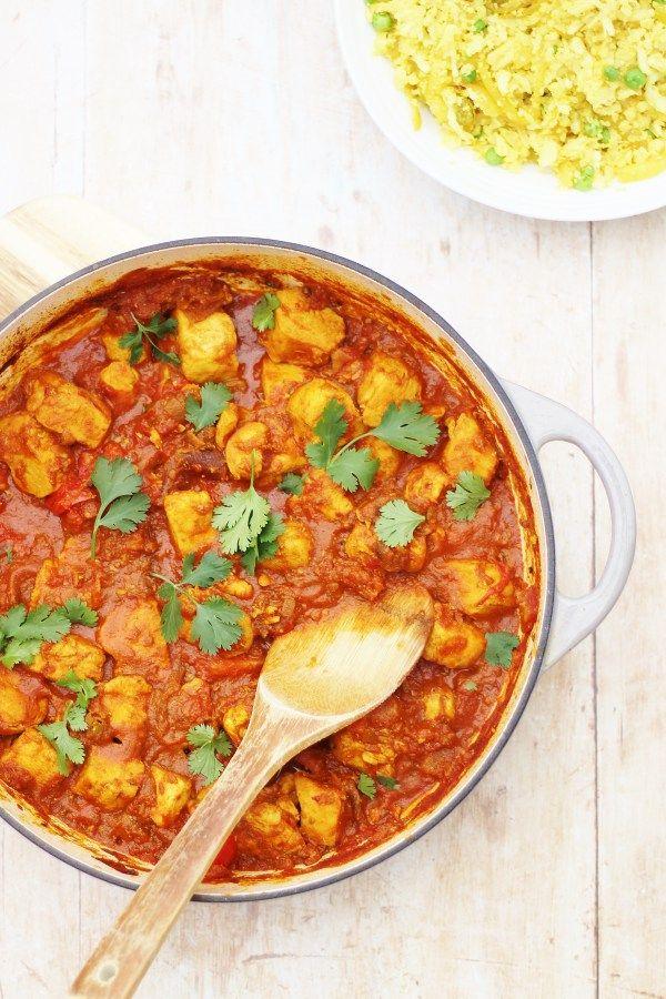 Easy Chicken Rogan Josh | Easy Peasy Foodie #chicken #curry #roganjosh