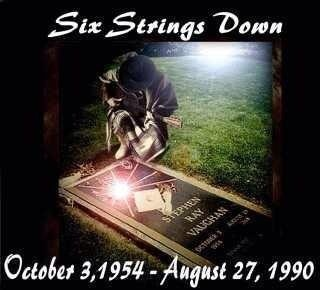 8/27/15~ 25 years ago today we lost Stevie. Forever Loved, Forever Missed ♥
