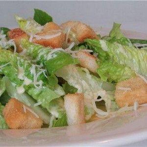 Салат «Цезарь» традиционный