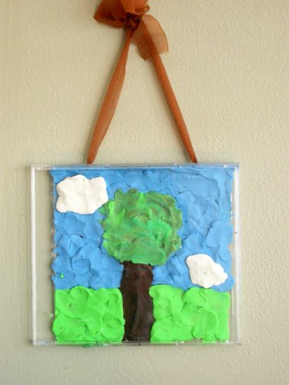 kids plasticine art - Google Search