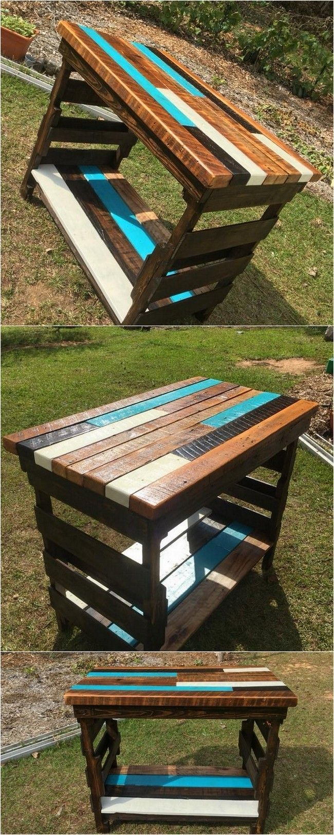 Beautiful pictures of pallet wood floor: ideas, projects & tutorials.