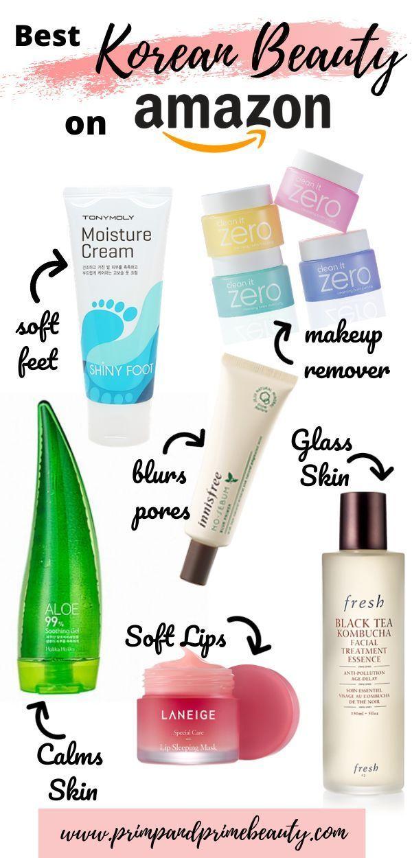 Korean Beauty Products I Swear By Korean Beauty Skincare Amazon Beauty Products Best Skincare Products