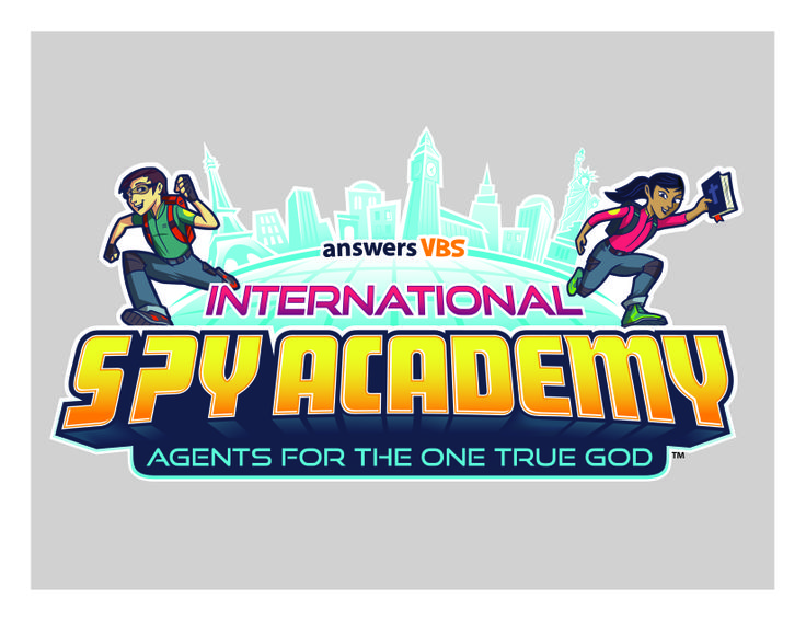 Welcome to the International Spy Academy!Vbs14, Vbs2014
