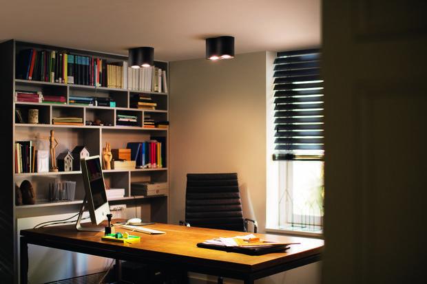 Делай как профи: 14 советов по освещению кабинета и библиотеки   Свежие идеи дизайна интерьеров, декора, архитектуры на InMyRoom.ru