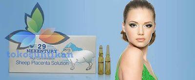 Toko Suntikan.com: Awet Muda Dengan HIGH CONCENTRATION SHEEP PLCENTA ...