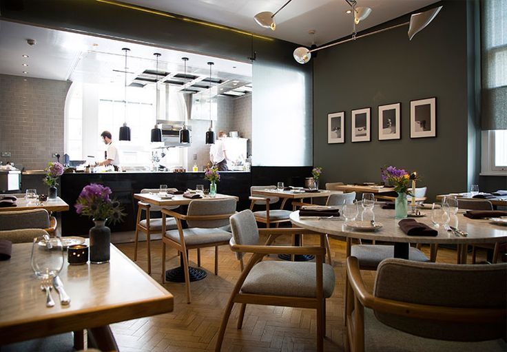 London's new Typing Room located in the East End in the Town Hall Hotel, is named for the building's original typing room.  In the space formally known as Viajante, Chef Lee Westcott, a 27-ye...