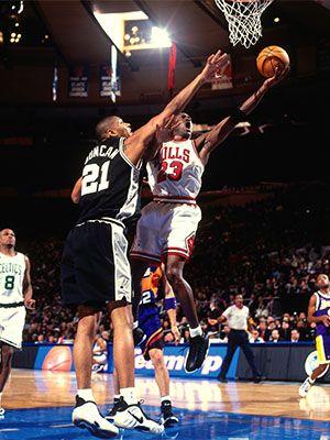 Tim Duncan: A Career Retrospective   San Antonio Spurs
