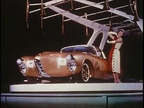 Design for Dreaming (1956)