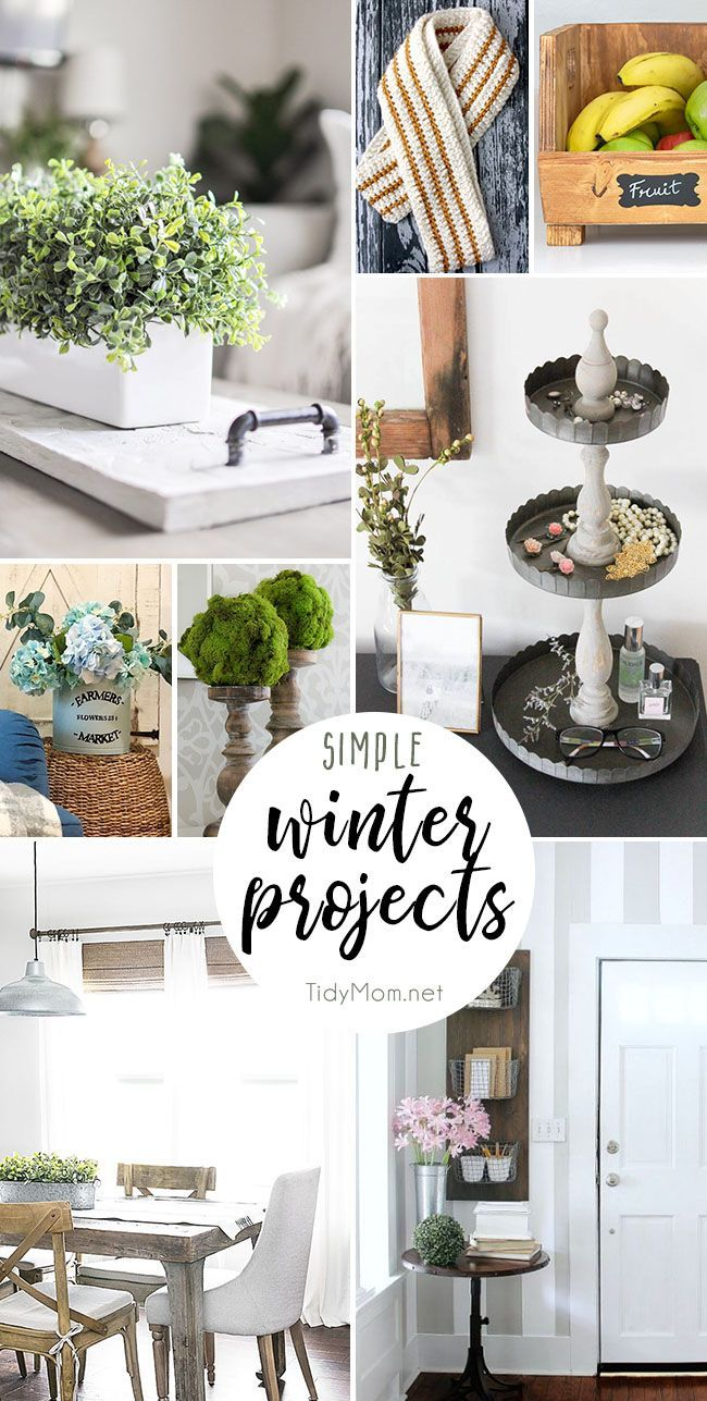 177 Best For The Home Images On Pinterest Decorative Accents Southern Tier Fuse Box Need Some Simple Winter Projects To Break Out Of Doldrums Season How