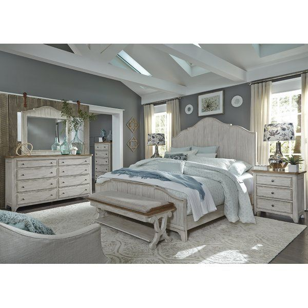 Astoria Grand Clevinger Platform Configurable Bedroom Set