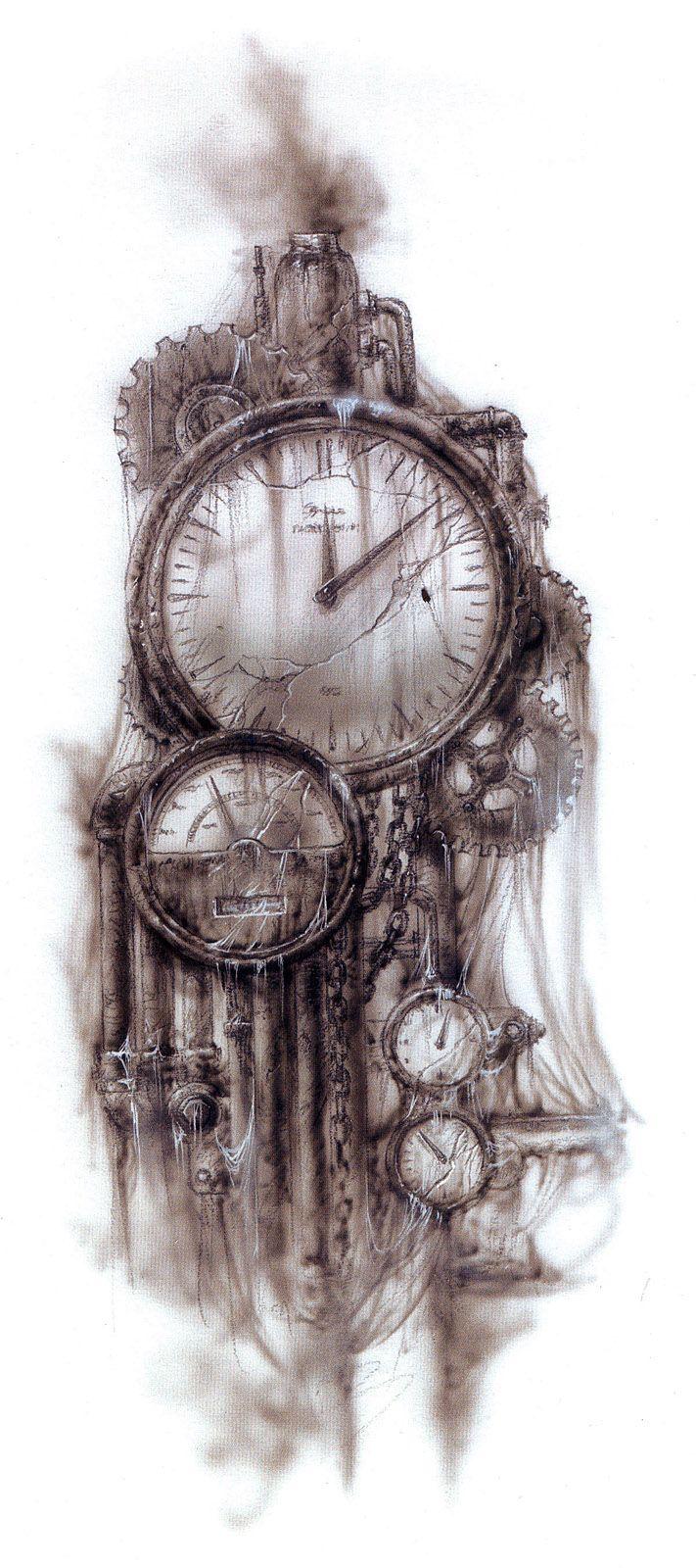 Luis Royo - Sketch 1                                                                                                                                                      More