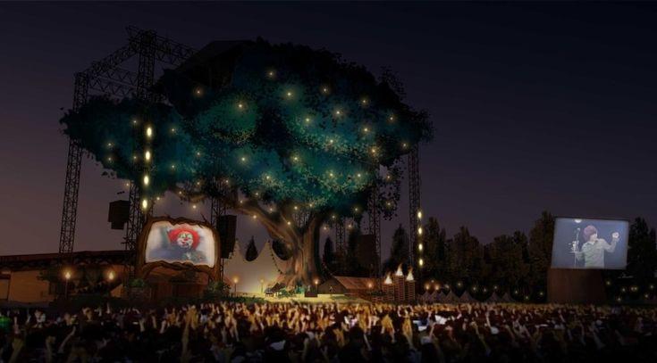 炎と森のカーニバルの画像   HELLO ENDING