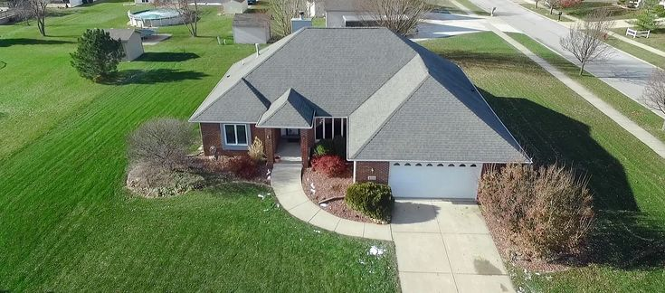 Corner Ranch Home For Sale in St. John Indiana 46373 by F.C.Tucker 1st Team Real Estate