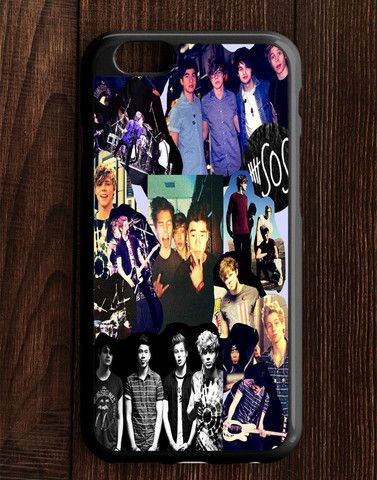 5 Second Of Summer Collage iPhone 6 | 6S Case