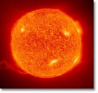 Fakta om solen, solsystemet och dess planeter