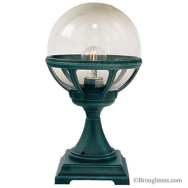 Buy Hornbaek Outdoor Pedestal Lantern By Elstead Lighting: 24 Best Copper & Brass Outdoor Lighting Images On