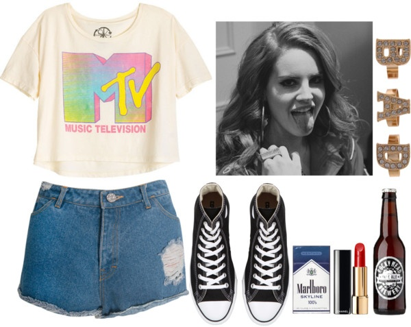 lana del rey inspired outfits - photo #8
