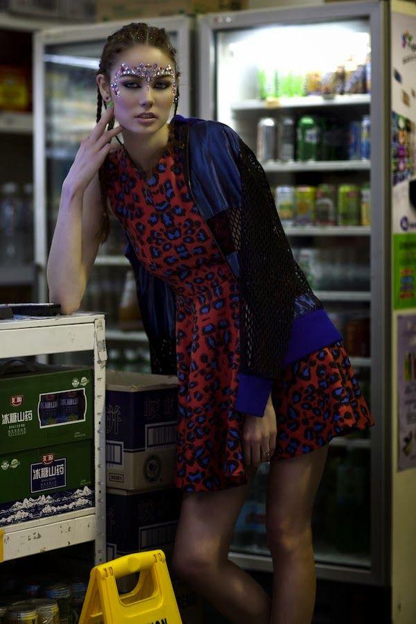 EatFashionNotCake: Chinatown Gem #fashionshoot #fashioneditorial #fashion #style #photography #fashionphotography #chadwickmodel #model #tijanalilic #ellegiles #alanasantos #angietaylor #gams #chinatown #exaltmagazine #magazine #jewels #rachelmaher #leopardprint #nicholasthelabel #tanouk