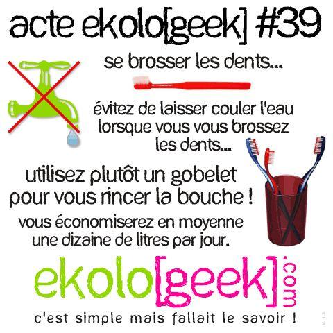 ekolo[geek] #39
