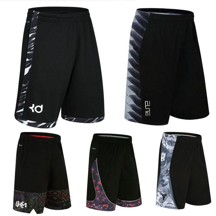 Summer Fashion Mens Casual Loose Shorts Fitness Gym Basketball Pants #FitnessGym