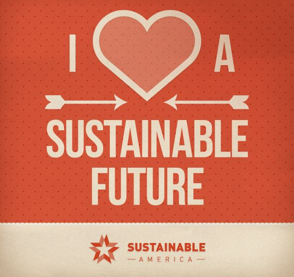 Pin if you ❤ a sustainable future!  via sustainableamerica.org