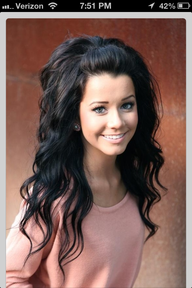 18 Best Graduation Hairstyles Images On Pinterest