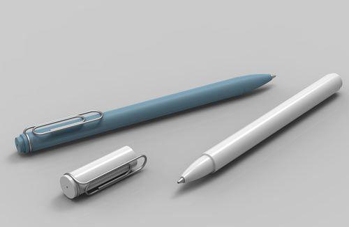 Clip & Pen by Giha Woo via designmilk #Pen #Giha_Woo #designmilk
