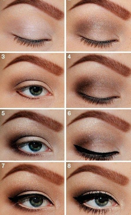 Best of Tutorials eyes make up
