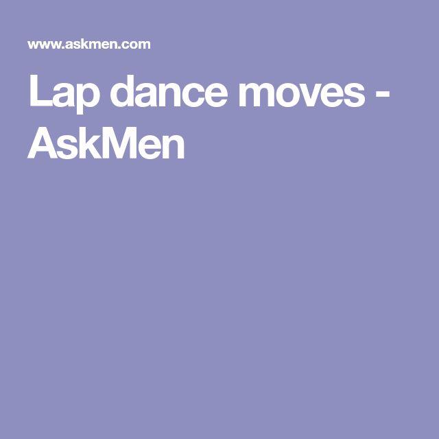 Lap dance moves - AskMen