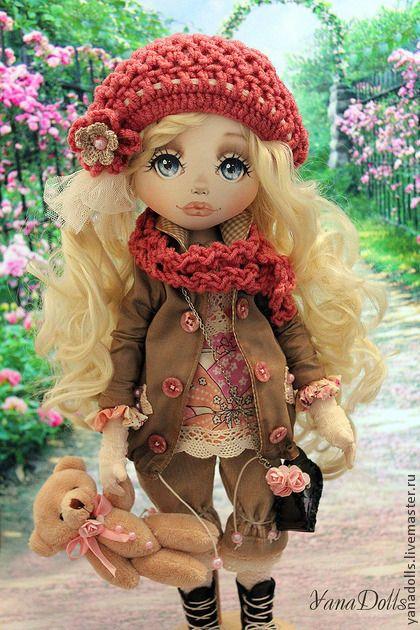 boneca de coleção de yanadolls