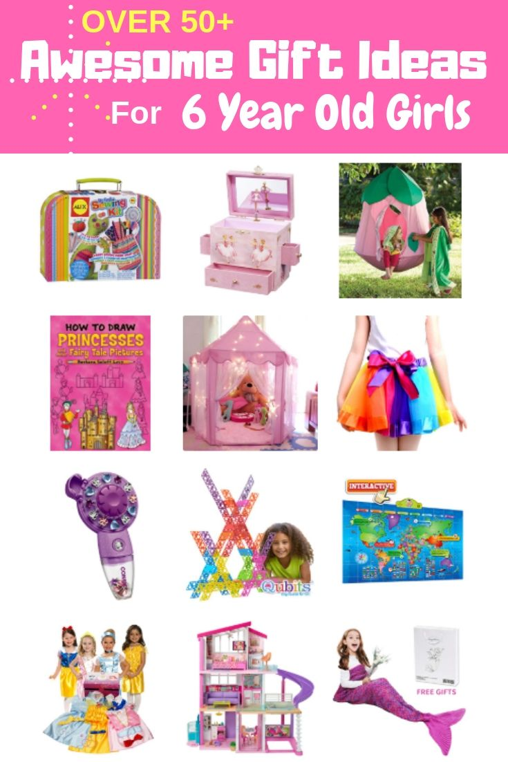 50+ Awesome Christmas Presents For 6 Year Old Girls You MUST-SEE ...