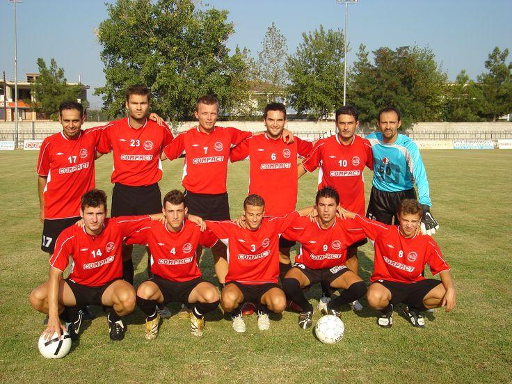 2005 - Μπακογιάννης, Λάμπογλου, Αποστόλου,  Συμεών, Κυριάκος, Ζεϊμπέκης, Συρούκης, Καρλιάμπας, Μανωλακούδης, Καββαδίας, Μολάς