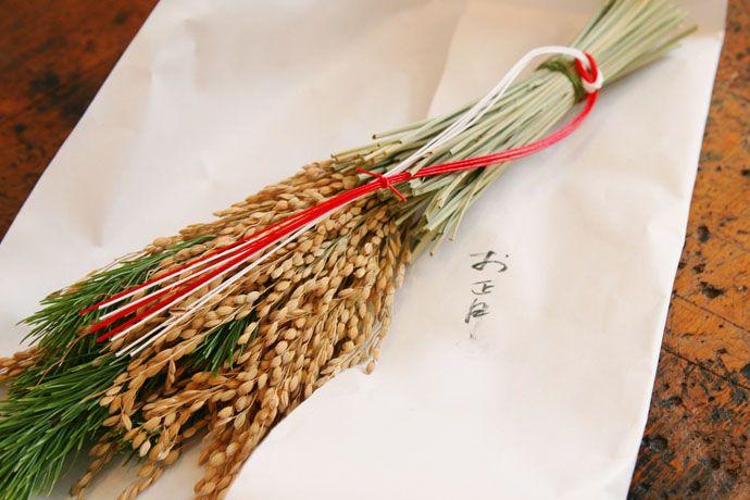 今年も、Matildeのお正月飾りは、お花の先生、Kさんのもの。こ...