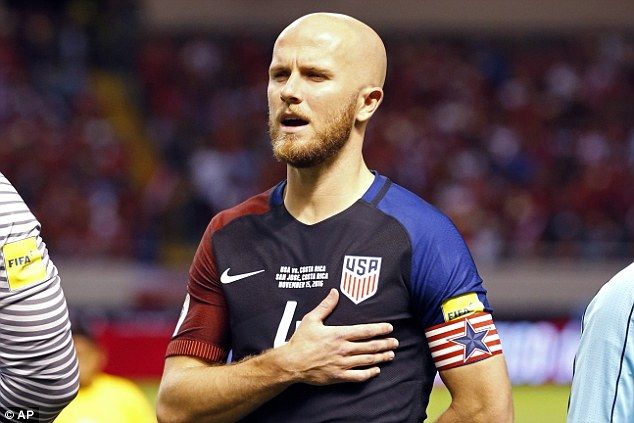 Michael Bradley - son of Swansea boss Bob - is the strongest player in the US team