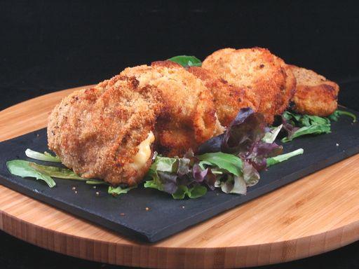 Cordon bleu au veau et jambon cru Recette Cuisine