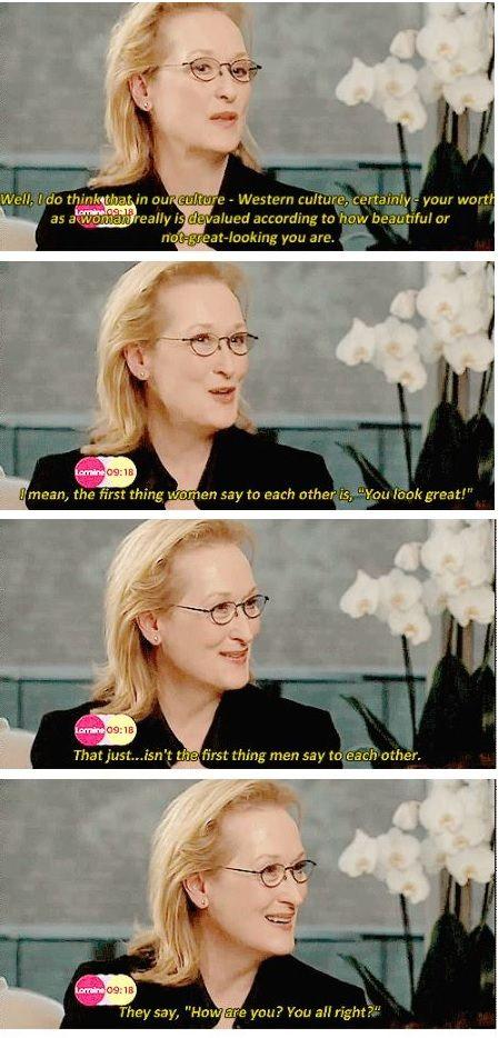 Good point Meryl