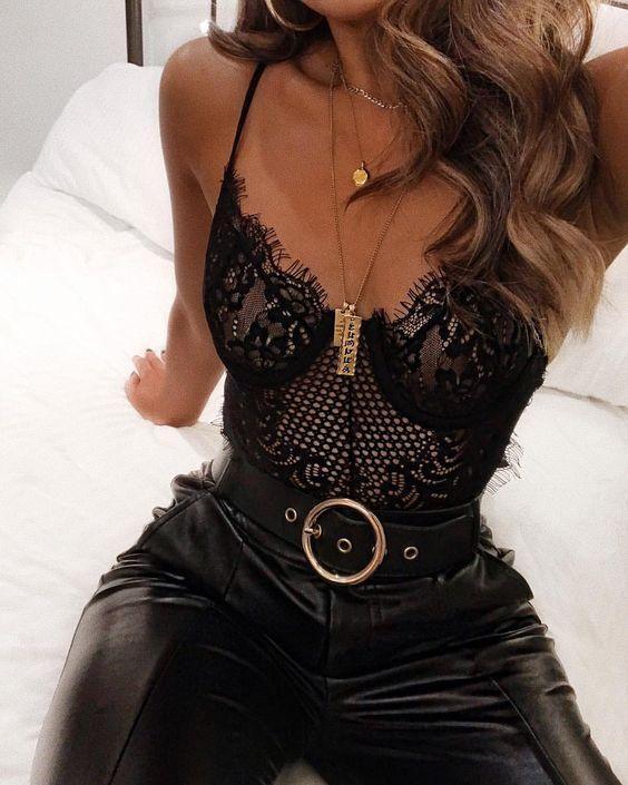 d4e32580e33 Women Sexy Lingerie Nightwear Underwear G String Lace Sling Sleepwear –  Miss.Be