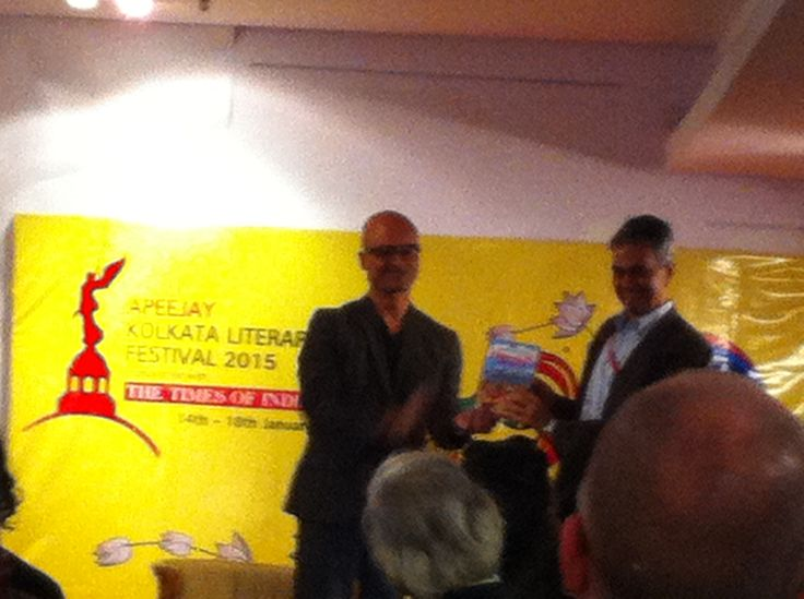 PRB attended the Apeejay Kolkata Lit Fest and met authors Jeet Thayil, Shashi Tharoor and Upamanyu Chatterjee.   Read her experience here: http://oneandahalfminutes.com/2015/01/17/apeejay-kolkata-lit-fest-2015/