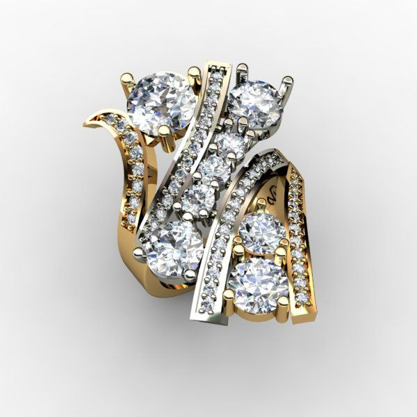 Diamond Dress Ring Contact us at http://www.mydiamonds.com.au for more information
