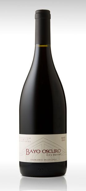 The 2011 CJ's is ripe, forward fruit with less spice and more berry. A touch of roasted meat. Soft and generous on the palate, fairly quick to show its charms. This makes it a bit of an outlier compared to previous Syrah vintages, which tend towards reticence in their youth, and need air to open up. This one is friendly, and almost juicy.