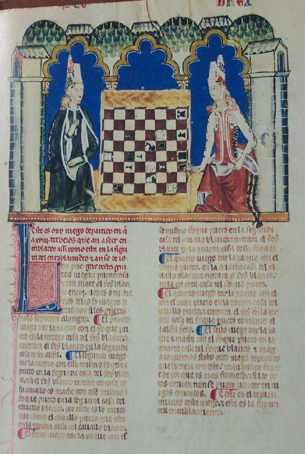 Alfonso X Book of Games