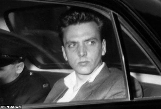 Cold blooded killer: According to Dr Keightley Ian Brady, pictured in 1966, killed not five, but nine people with his love Myra Hindley and the book is set to reveal all