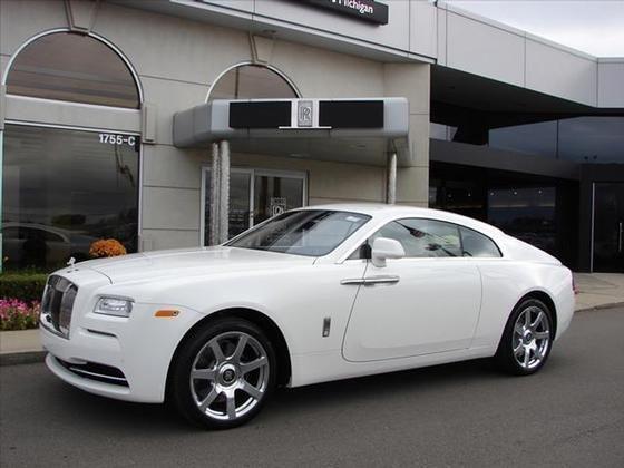 2014 Rolls Royse